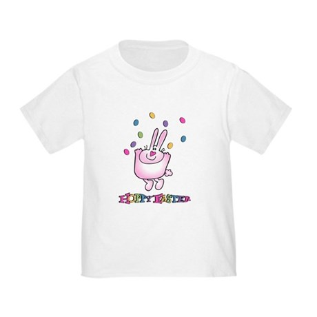 Hoppy Easter Toddler T-Shirt