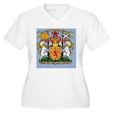Scotland Coat Of  T-Shirt