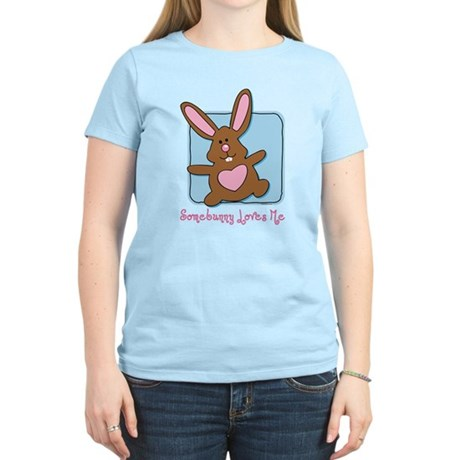 Somebunny Loves Me Women's Light T-Shirt