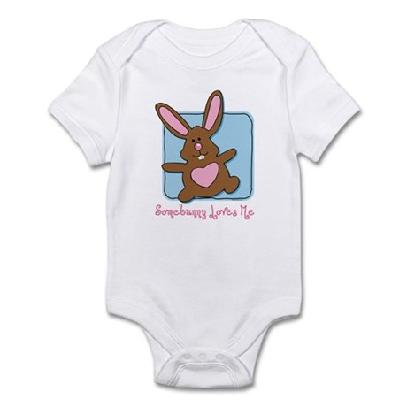 Somebunny Loves Me Infant Bodysuit
