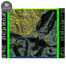 Kracken Awakes Green Puzzle