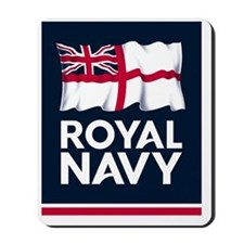 Royal Navy Mousepad