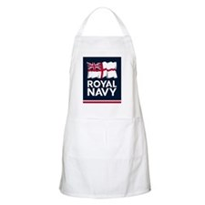 Royal Navy Apron