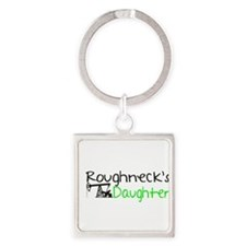 Roughnecks Daughter Keychains