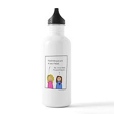Punching you Water Bottle