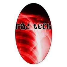 rad tech electronic skins Decal