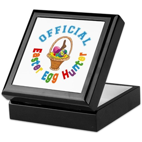 Official Easter Egg Hunter Keepsake Box