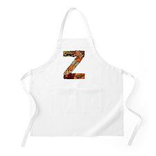 The Letter Z Apron