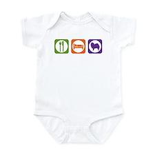 Eat Sleep Spitz Infant Bodysuit