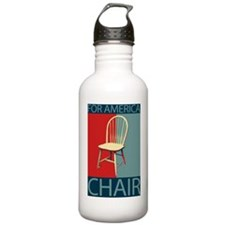 Chair for America Water Bottle