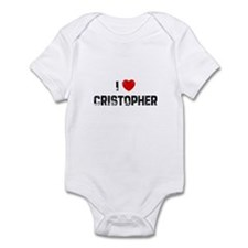 I * Cristopher Infant Bodysuit