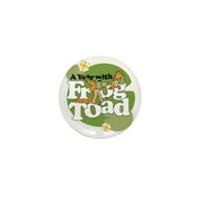 Frog  Toad Mini Button