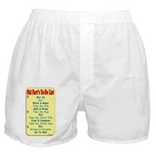 OFjournal-b Boxer Shorts