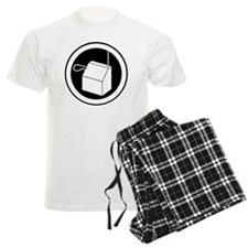 theremin instrument logo Pajamas