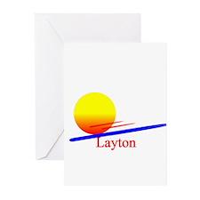 Layton Greeting Cards (Pk of 10)