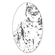 lynx cougar wild cat bobcat Decal