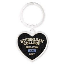 studinloan-BUT Heart Keychain