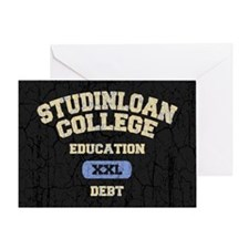 studinloan-OV Greeting Card
