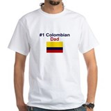 Colombian #1 Dad Shirt