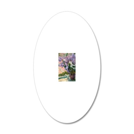 rect_mag14 20x12 Oval Wall Decal