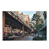 "Chicago ""L"" Postcards (Package of 8)"