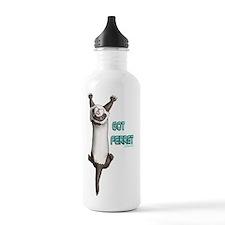 Hanging Ferret t-shirt Water Bottle