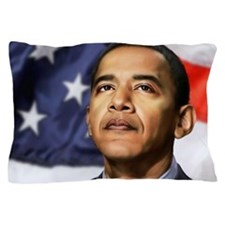 Obama Pillow Case