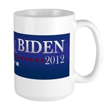 Obama Biden 2012 Coffee Mug