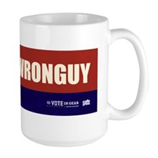 Mitt Wronguy Mug