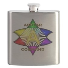 Ashtar Logo 7 Flask