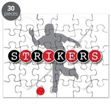 Strikers White Puzzle