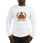 The Masonic Badge Long Sleeve T-Shirt