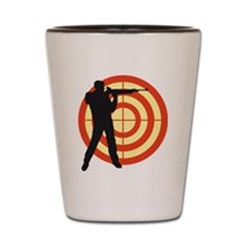 shooting sports Shot Glass