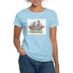Cornish Chickens WLRed Women's Light T-Shirt