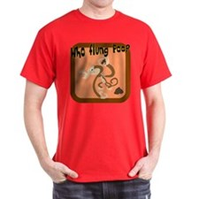 Who Flung Poo 2 T-Shirt