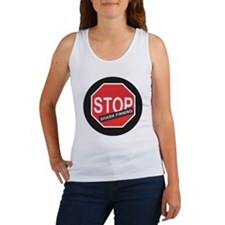 Stop Shark Finning Women's Tank Top