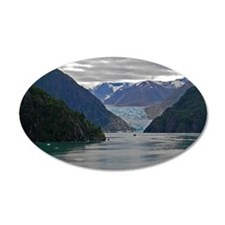 Tracy Arm Glacier Wall Sticker