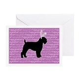 Wheaten Bunny Greeting Cards (Pk of 10)