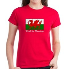 Welsh by Marriage Tee