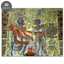 Tutankhamons Throne Puzzle