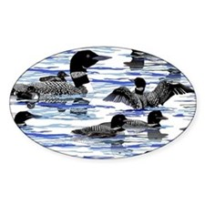 Lots of Loons! Decal