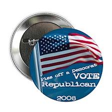 "VOTE REPUBLICAN 2008 2.25"" Button (10 pack)"
