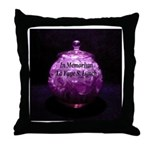 In Memorium La Faye S. Lynch Throw Pillow