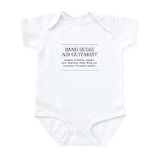 Air Guitarist Infant Bodysuit