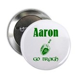 Irish & Jewish Aaron Go Bragh Badge