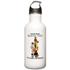 Make Mine Gluten Free  Sports Water Bottle