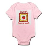 Sweet Savannah Infant Bodysuit