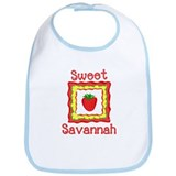 Sweet Savannah Bib