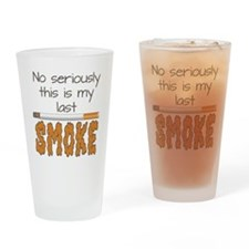 No seriously Drinking Glass