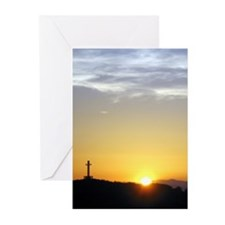 Mt. Soledad Cross Greeting Cards (Pk of 10)
